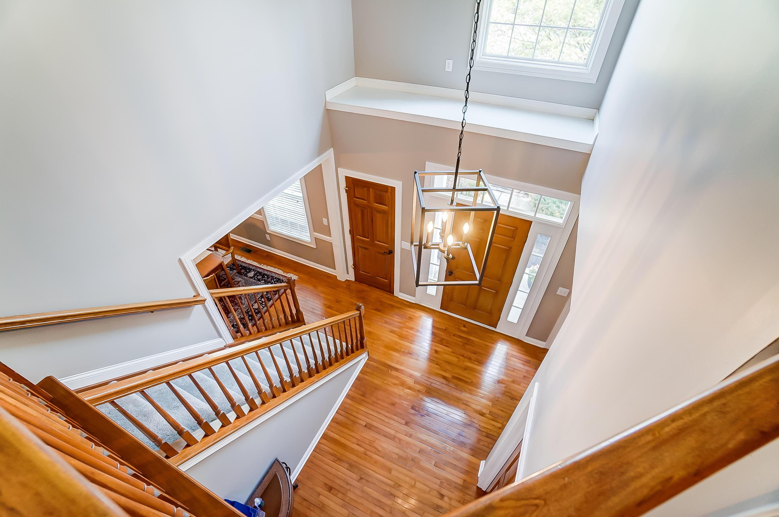 2 Story Entry View
