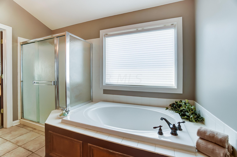Garden Soak Tub & Shower