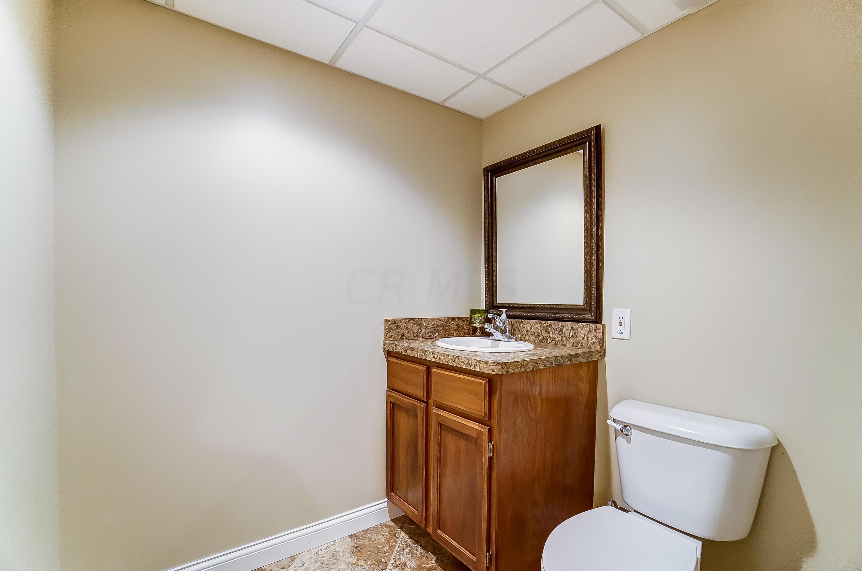 Lower Level 1/2 Bath