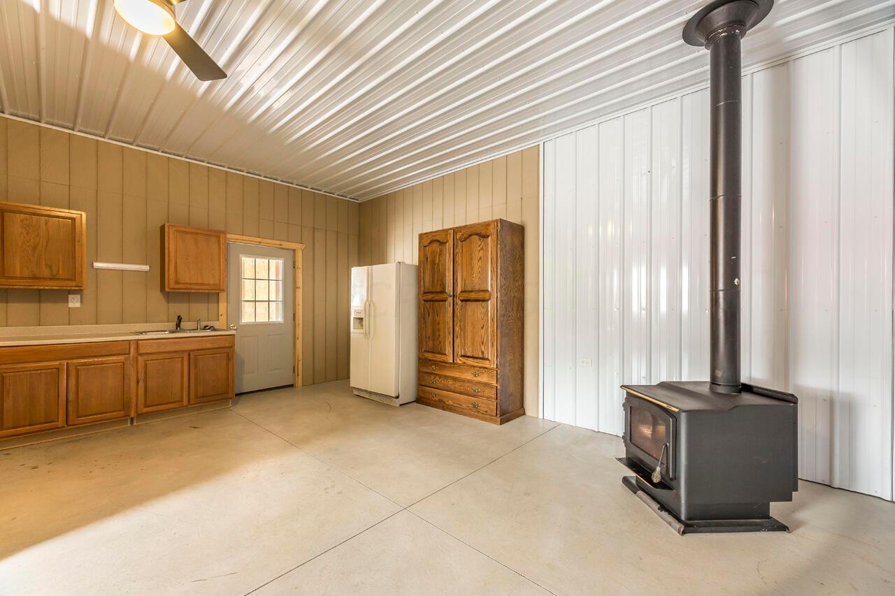 Studio in Pole Barn