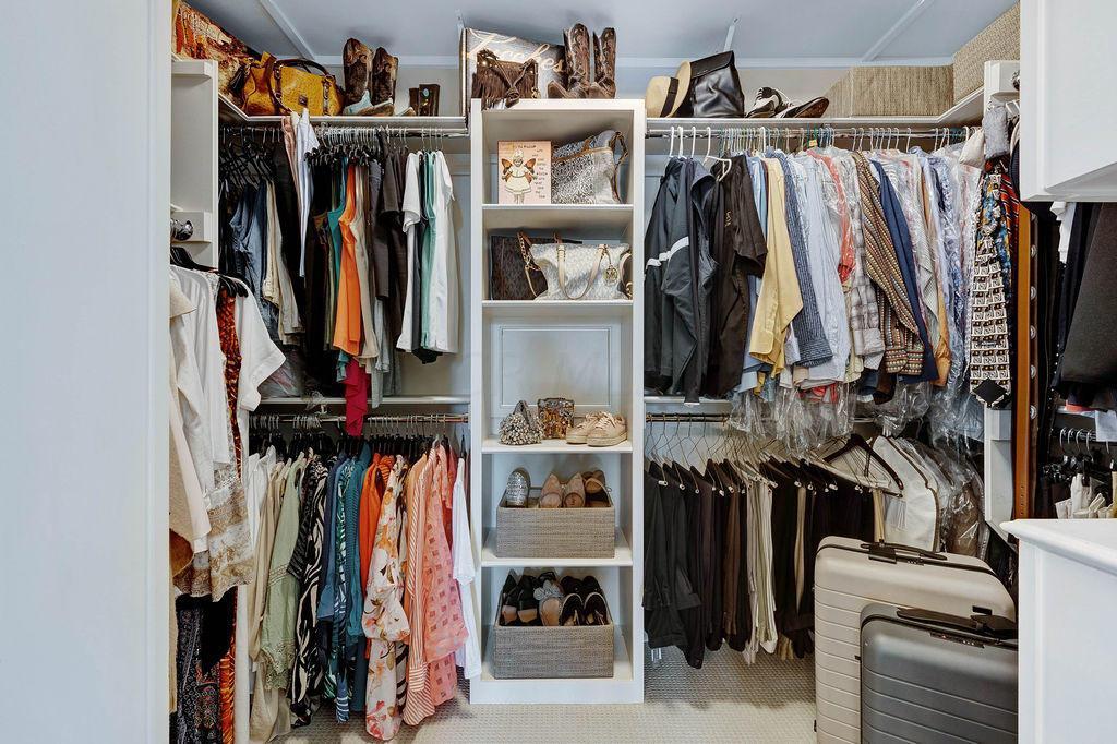 Owner Closet