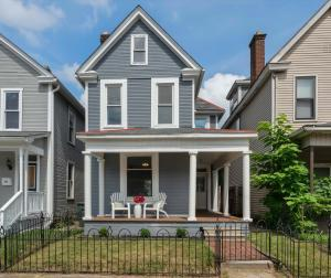 Beautifully Remodeled 2.5 Story Home in Historic Italian Village