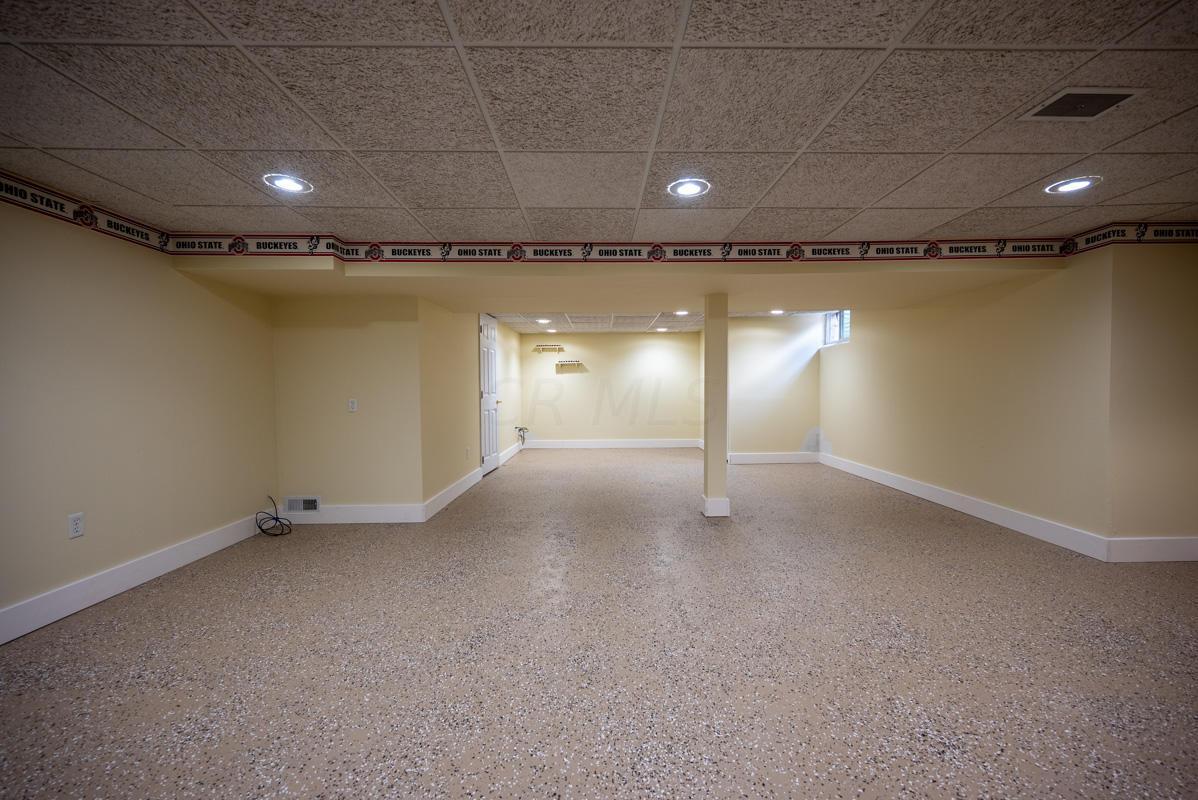 1300 Deerlick basement 1