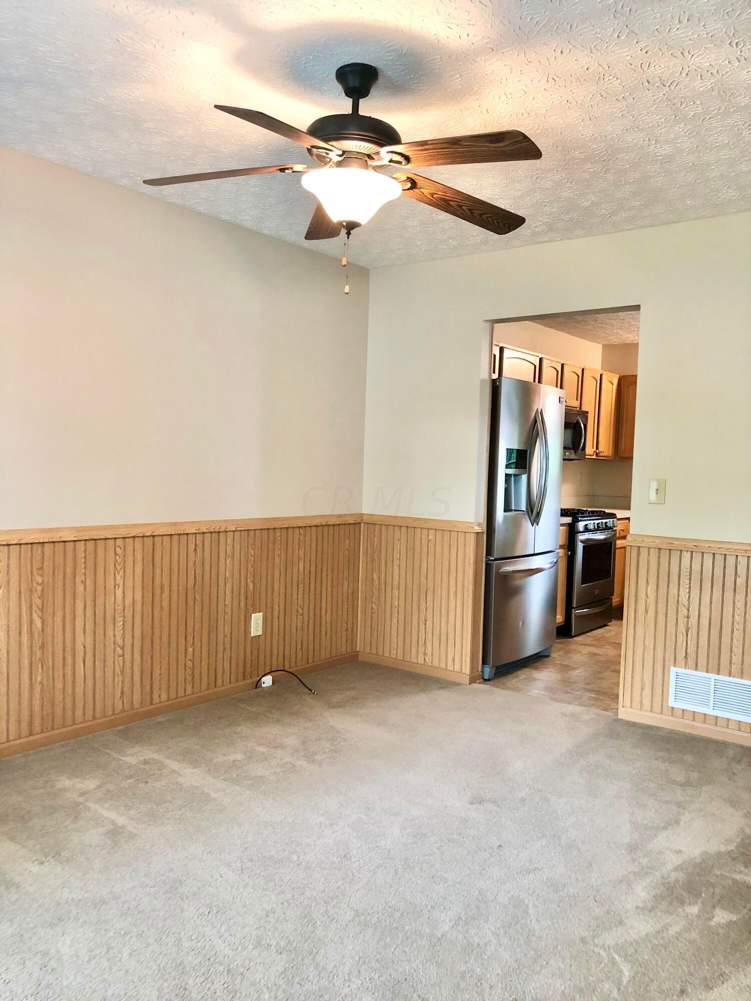 Formal dining or living room