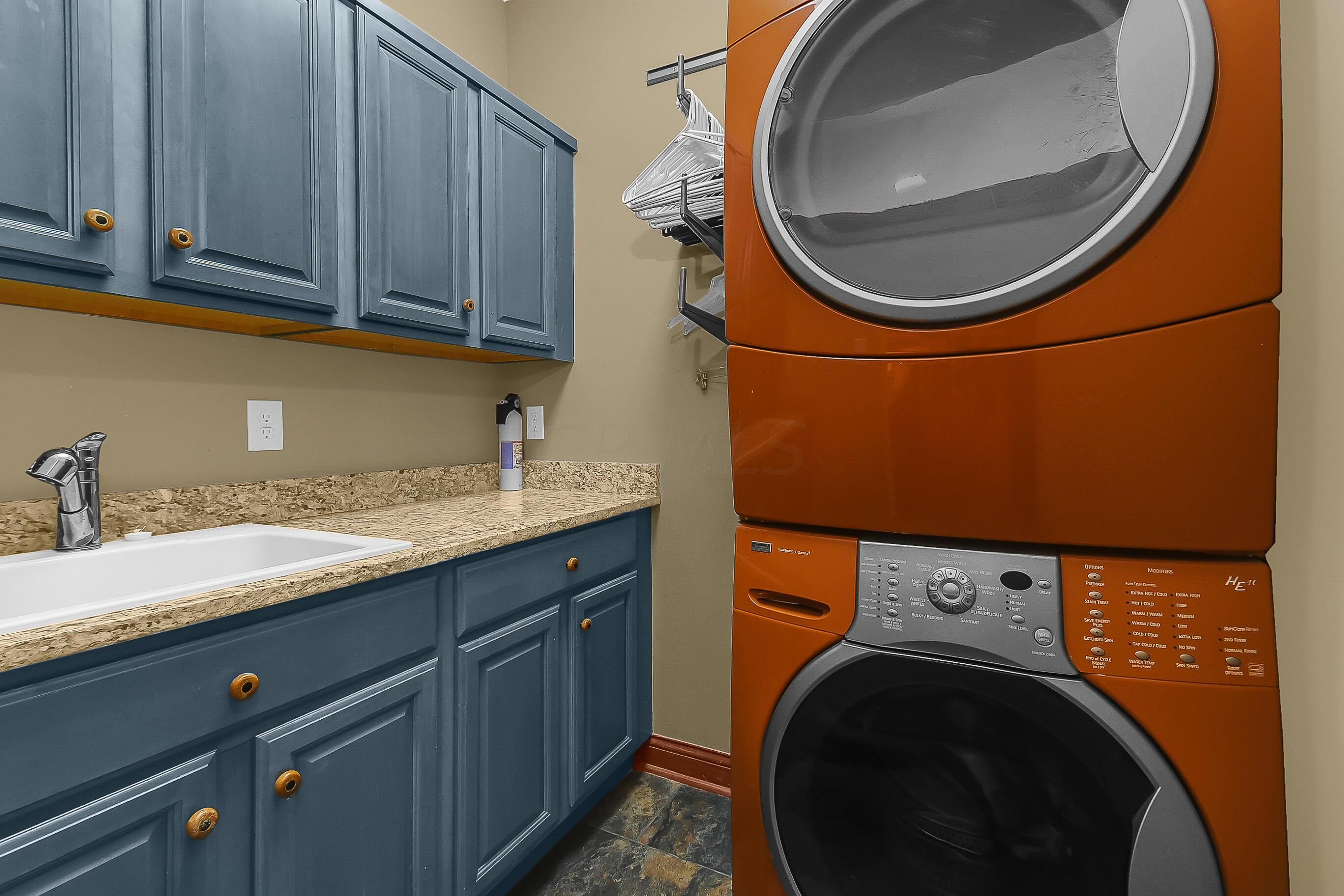 1st FLR LAUNDRY Rm (Appliances Excluded)
