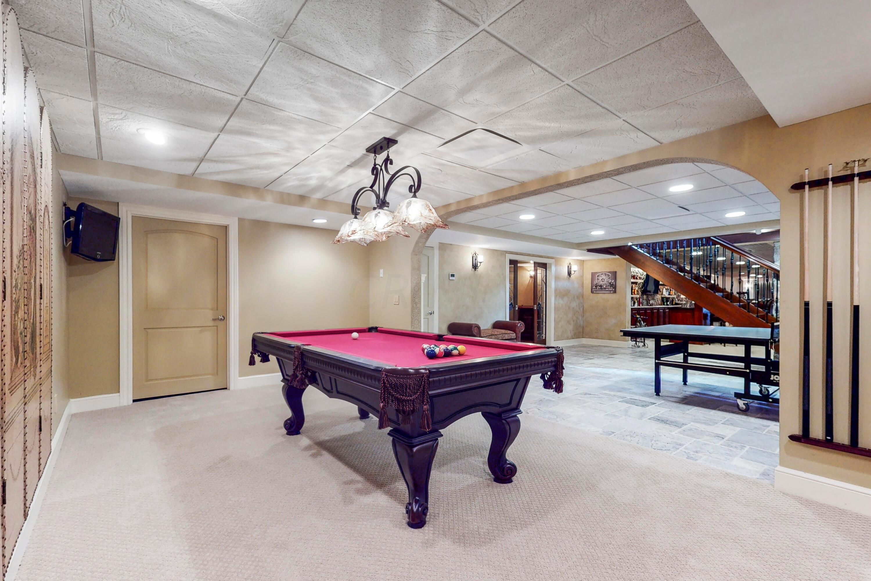 Billard's room