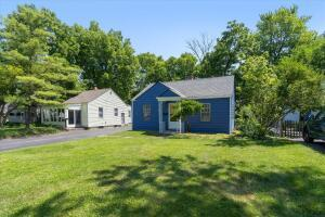 Welcome to your new home! The cutest house on the block with a huge lot and great curb appeal.