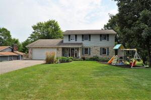 Front View - 111 Deer Trail Drive Thornville OH 43076