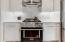 Kitchenaid commerical oven and stove top