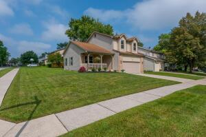 Pride of ownership shows throughout this 3 bedroom, 2.5 bath home in Gahanna City Schools.