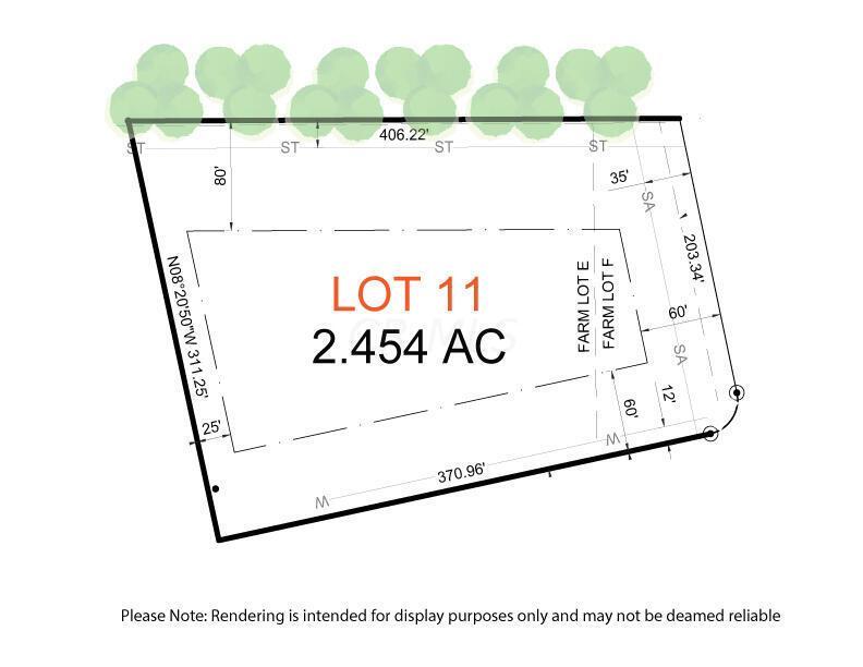 0 Harlem Road Harlem Estates Lot 11