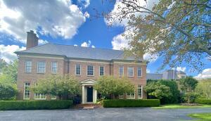 Prominent New Albany Estate. !!!!!!  Priced $1M below reproduction !!!!!!Almost an acre on the golf course, 10,493 sq.ft. of finished space, 5 car garage and a saltwater pool.  Gourmet kitchen with Wolf and sub-zero.  6 bedrooms with private baths, library, sun room, great room.  Fully finished lower level with bar, exercise room and music room.  A fabulous place to call home. Please see the entire list of Features in the Document Section