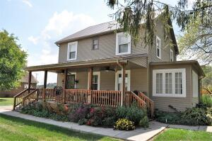 Front View - 1242 Sugar Grove Road SE Lancaster OH 43130