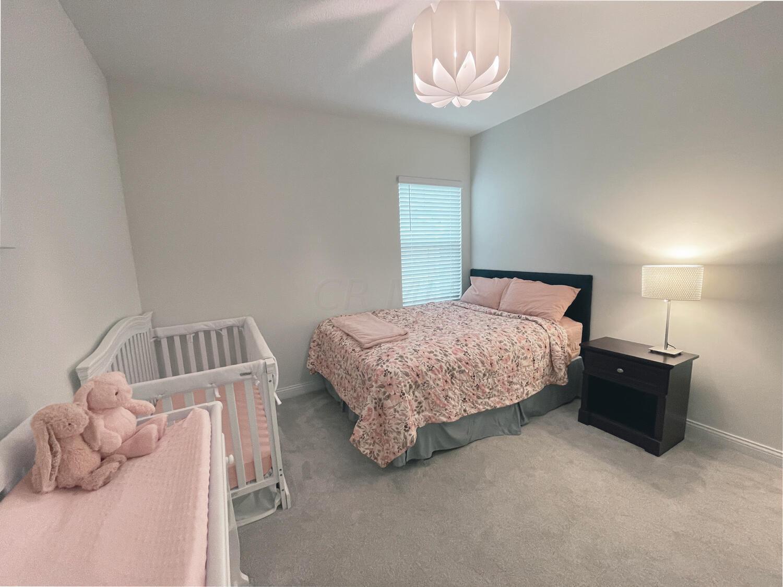 3rd Bedroom 12' x11'8