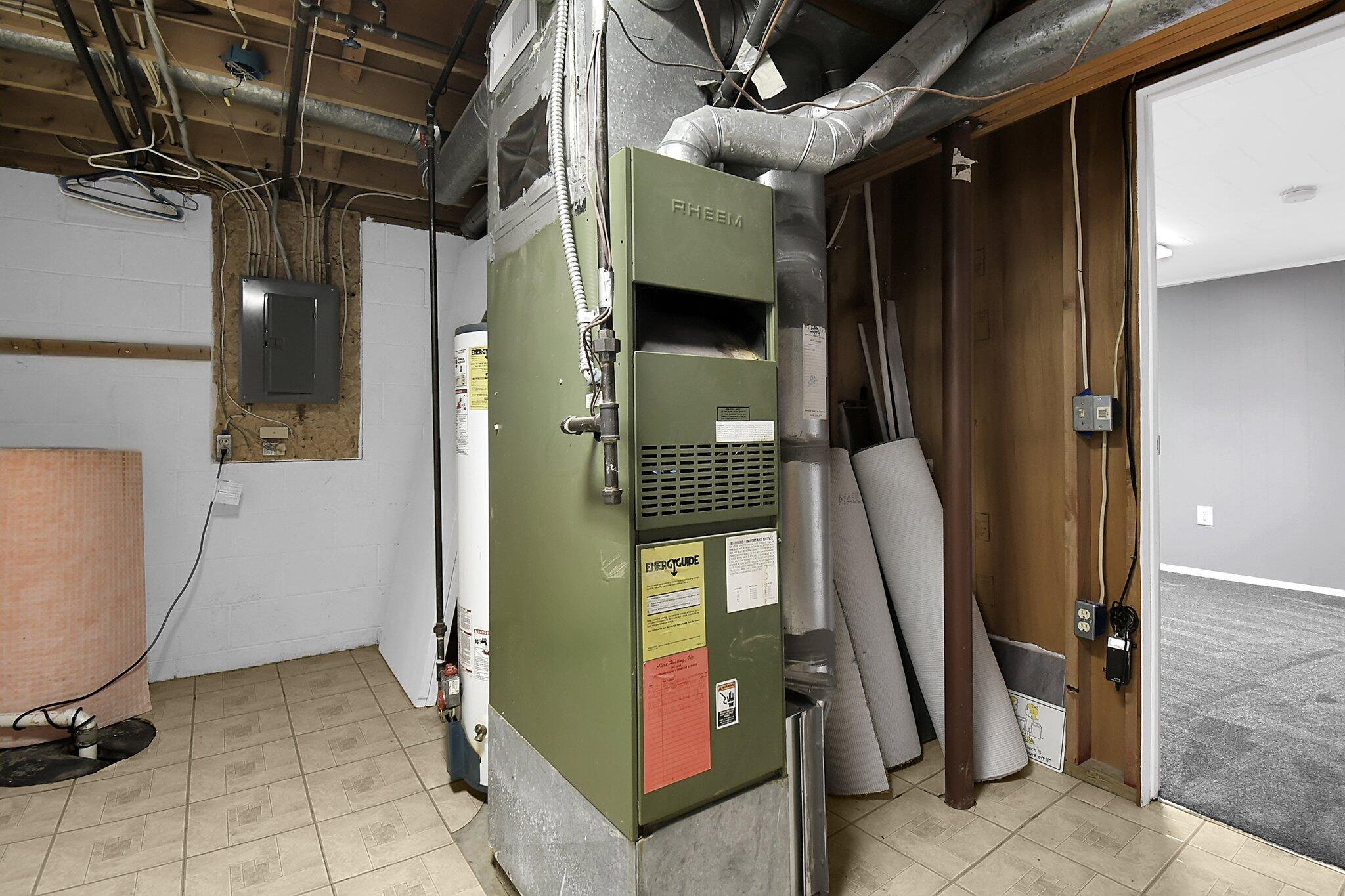 LL Utility Area & Storage