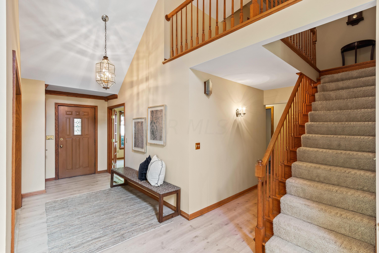 Foyer/Heading Upstairs