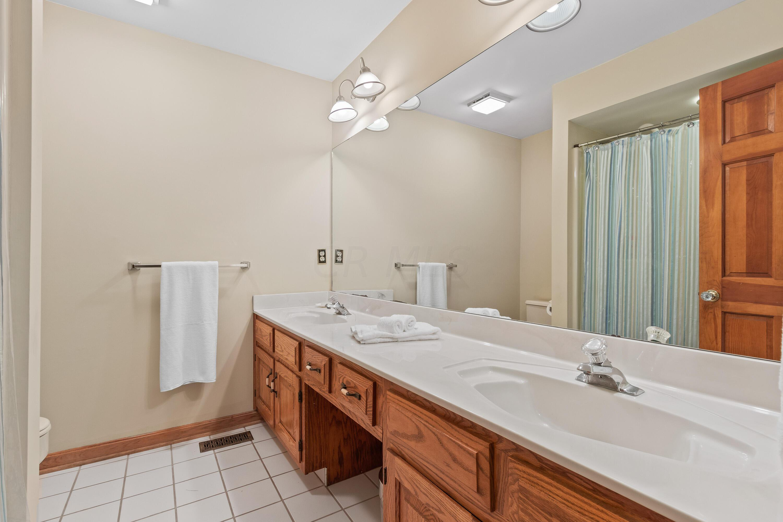 1st Floor Additional Full Bath