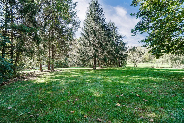 Mature Trees and Parklike setting!