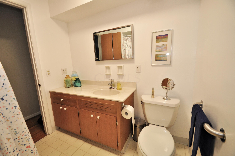 Full Bath # 2 w/newer Kohler commode