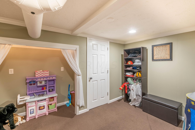 Kid's area 2, basement