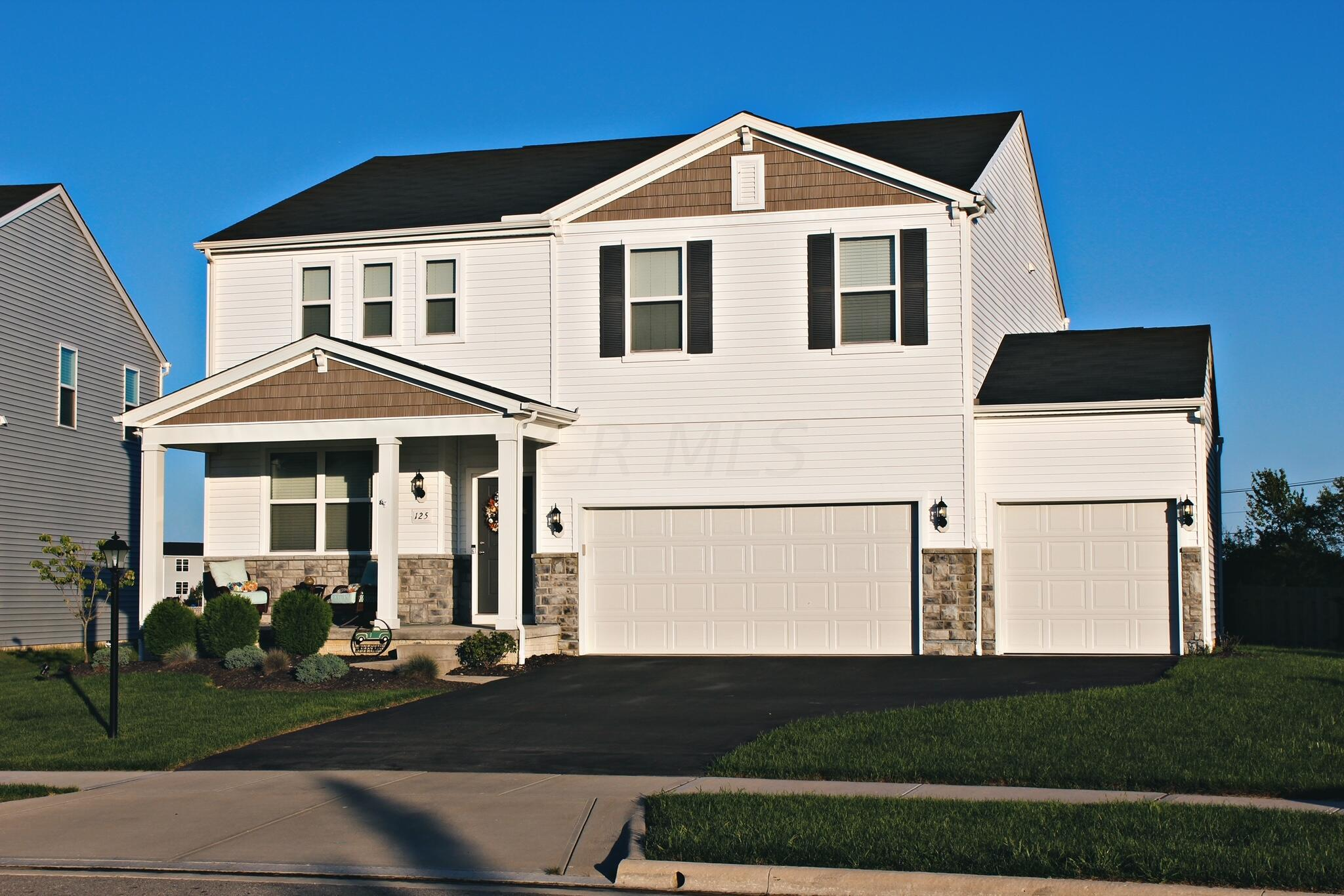 125 Copland Drive - Front