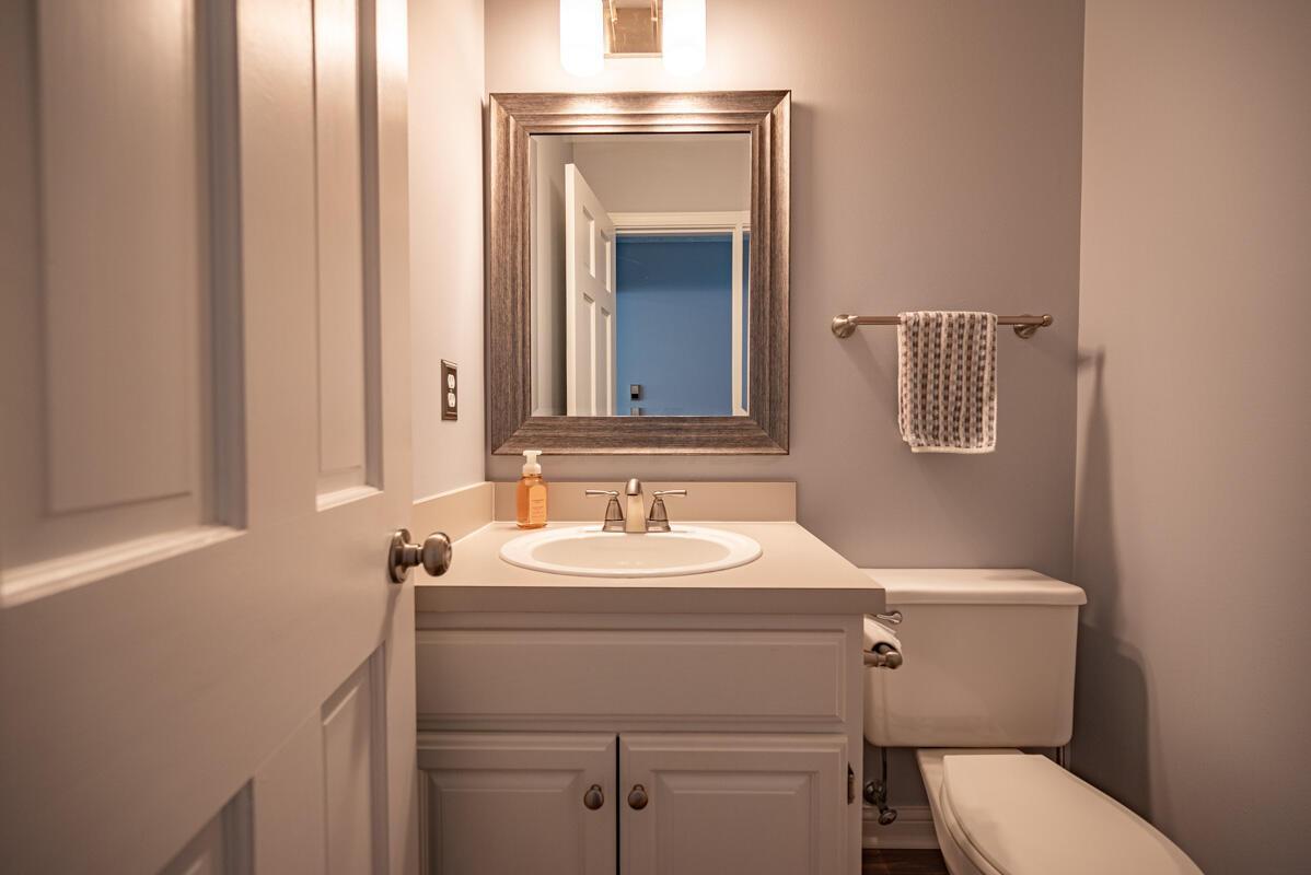 608 Bridgewater half bath