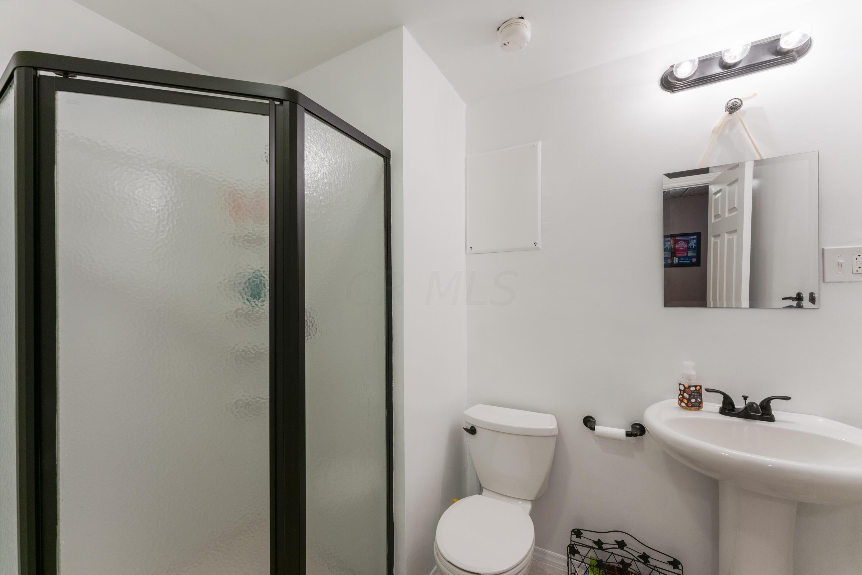 Full Bath -  Basement