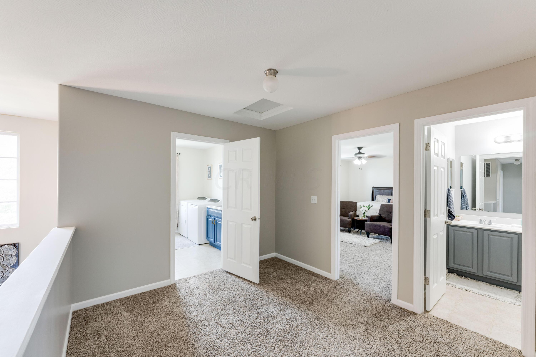 Upstairs Loft Hallway/ Utility Room