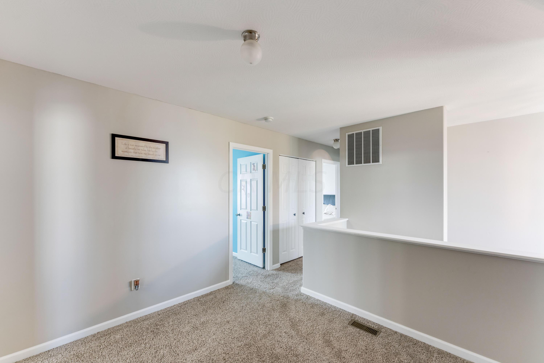 Upstairs Loft Hallway