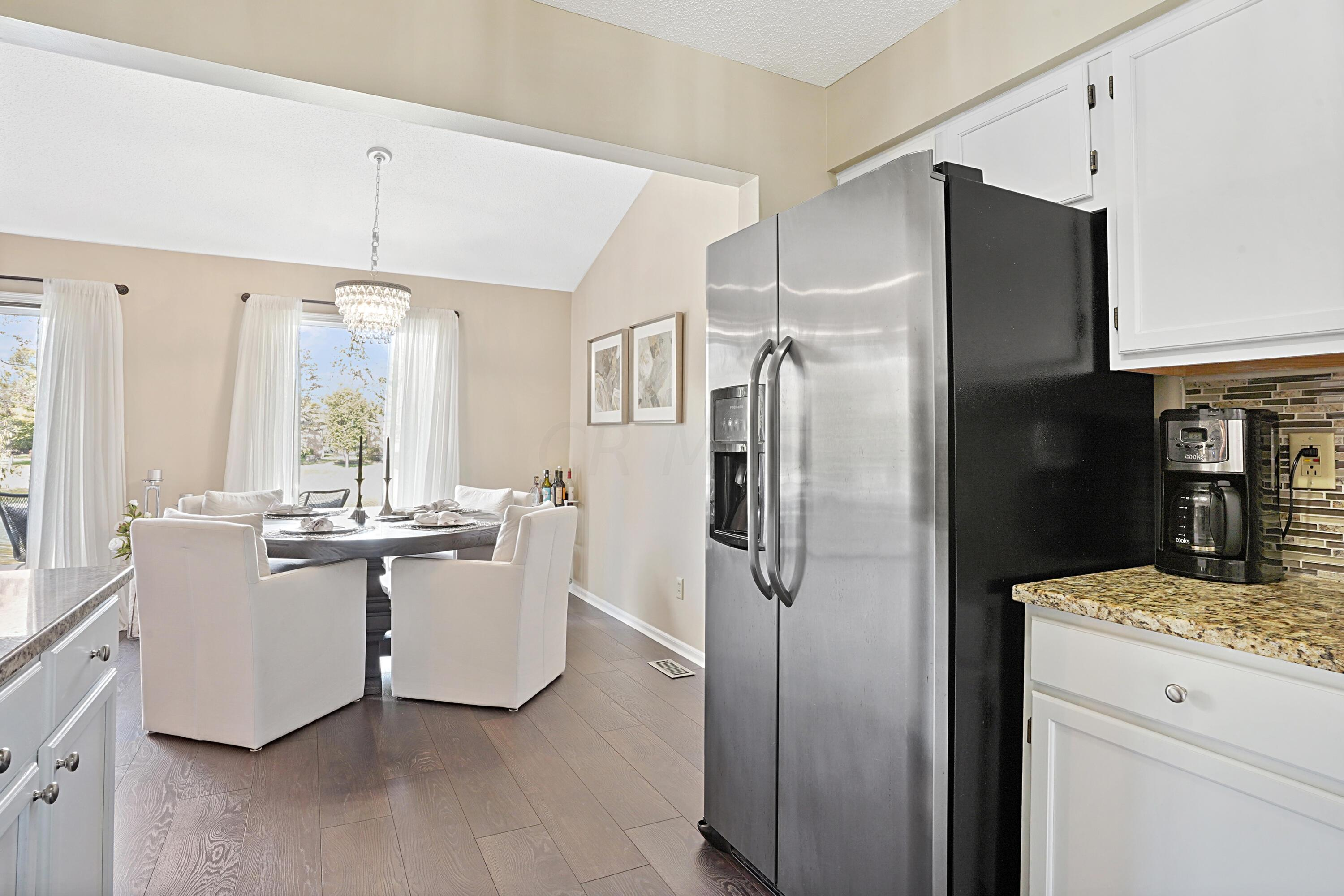 Kitchen and Dinning