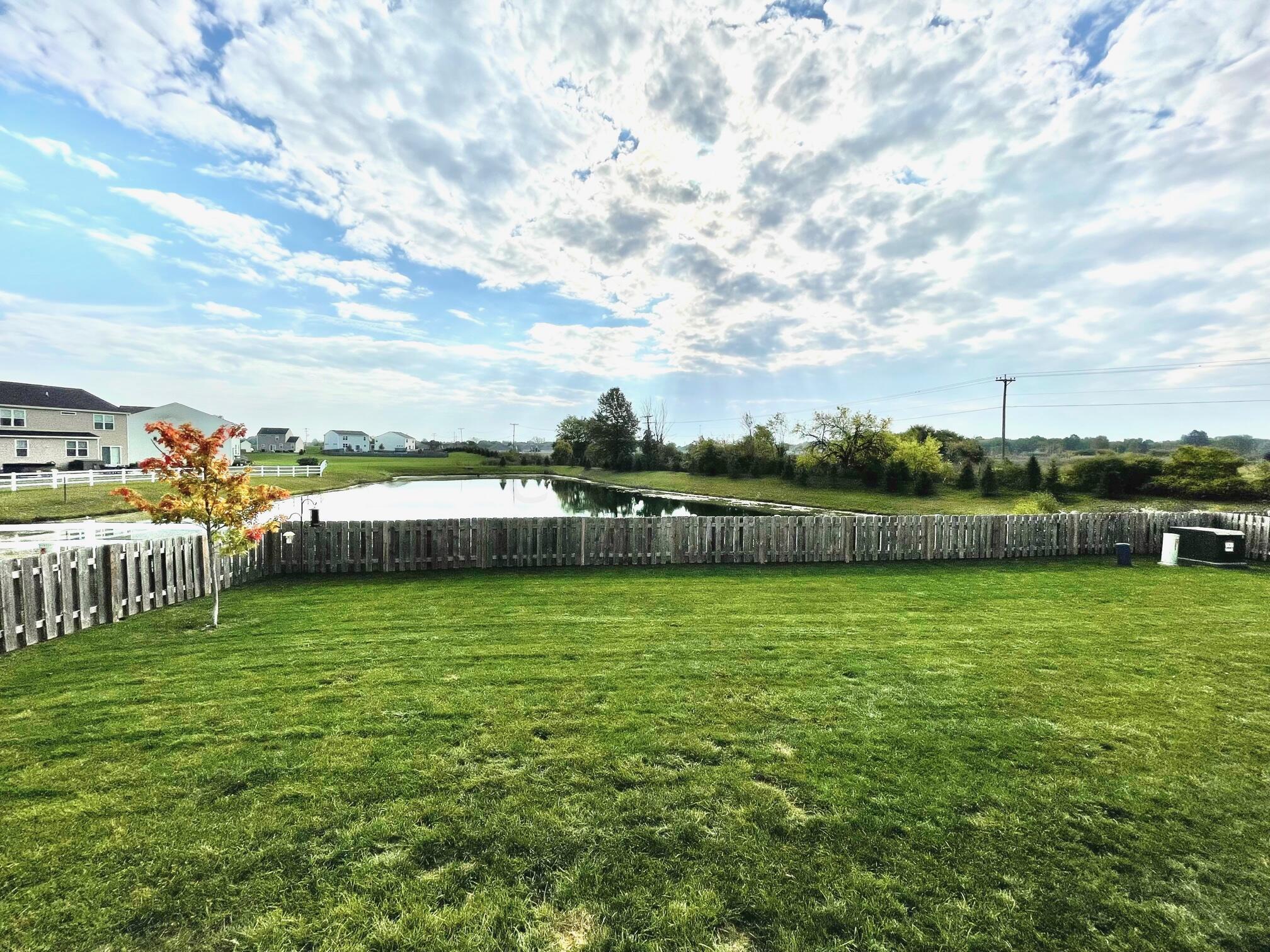 125 Copland Drive - Pond View