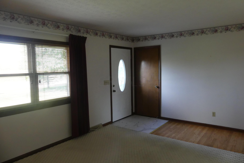Front door Living Room