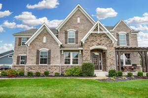 Undefined image of 785 Meadow Ridge Way, Marysville, OH 43040