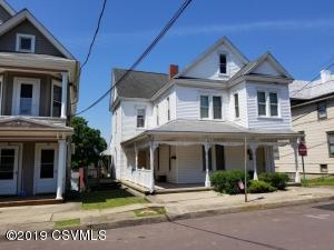138 WEST Street, Bloomsburg, PA 17815