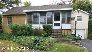 536 WALL Street, Danville, PA 17821