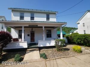 610 SHUMAN Street, Catawissa, PA 17820