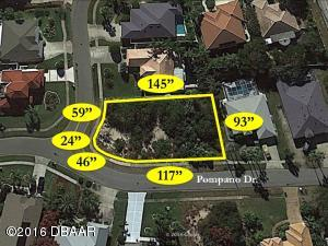47 Pompano Drive, Ponce Inlet, FL 32127