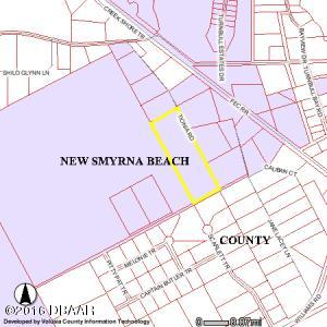 0 Tionia Road, New Smyrna Beach, FL 32168