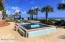 Garden ocean Front Deck with fountain
