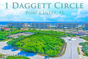 1 Daggett Circle, Ponce Inlet, FL 32127