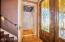 Your private elevator to all 3 levels with auto door closer