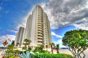 Oceans Seven Condominiums is located in one of the most desirable areas of Daytona Beach Shores.