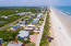 Aerial Views North from 6200 S Atlantic Ave, New Smyrna Beach FL