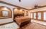 Master Suite w/ entry to lania