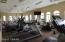 Full exercise room!