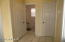 B unit hallway