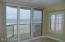 LIVING ROOMALL OCEANFRONT VIEW SOUTHEAST AND ENTRY TO BALCONY