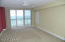 OCEANFRONT MASTER BEDROOM/VIEW EAST