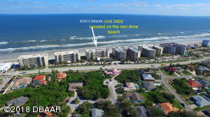 4545 S Atlantic Avenue, 3402, Ponce Inlet, FL 32127