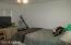 Unit B bedroom 1
